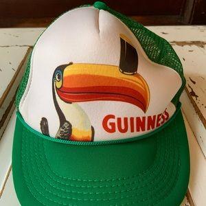 Guinness Tucan Snap Back Trucker Hat